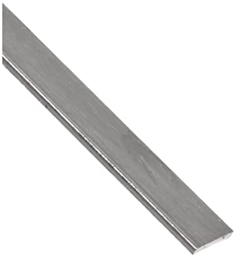 """1//2/"""" x 5/"""" x 24/"""" Grade A36 Hot Rolled Steel Flat Bar"""