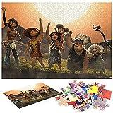 GIF Animados de Crazy primitives 2 1000 Piezas Puzzle para Adultos NiñOs Educativo Madera 75x50 CM Arte CláSicos Juego De Rompecabezas Adolescentes Infantil Toda La Familiar Regalos Puzle Creativo