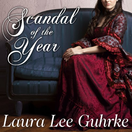 Scandal of the Year audiobook cover art