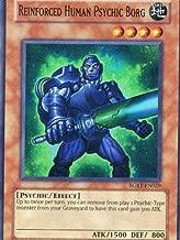 Yu-Gi-Oh! - Reinforced Human Psychic Borg (RGBT-EN029) - Raging Battle - Unlimited Edition - Super Rare