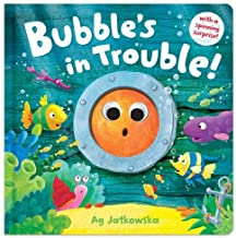 Bubbles in Trouble!
