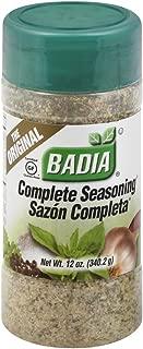 Badia Complete Seasoning 12 OZ (Pack of 2)