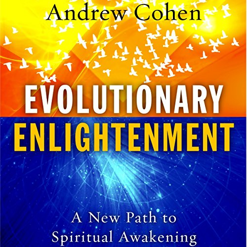 Evolutionary Enlightenment audiobook cover art