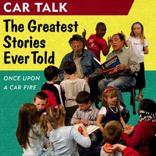 Car Talk, Once Upon a Car Fire audiobook cover art