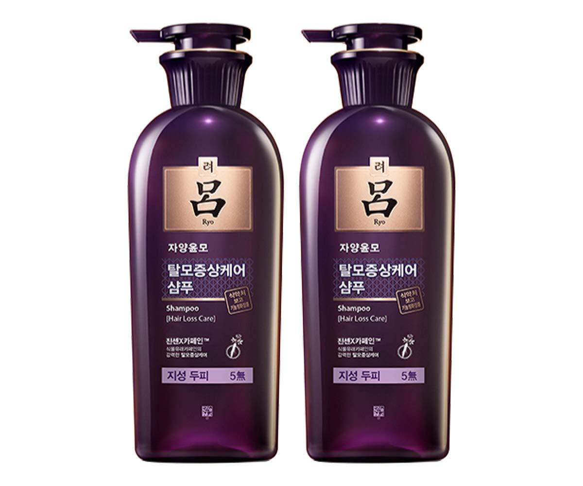 Ryeo Jayangyunmo Shampoo Oily Version