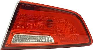 Inner Trunk Lid Mounted Tail Light Lamp RH RR Passenger Side for Kia Optima