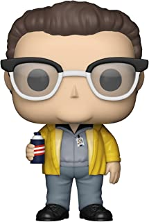 Funko Pop! Movies: Jurassic Park - Dennis Nedry Collectible Figure