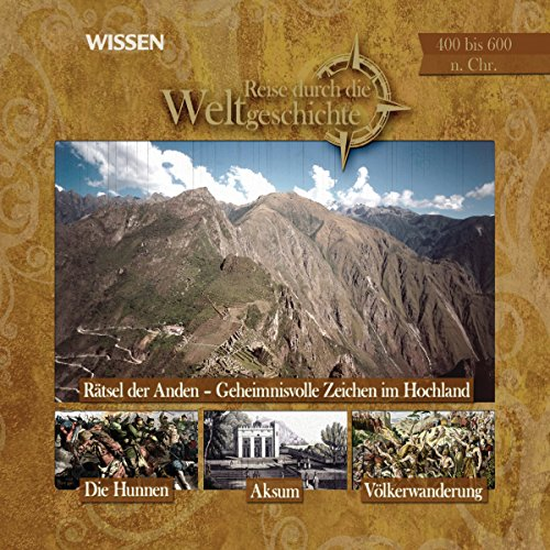 400 bis 600 n. Chr. audiobook cover art