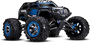Traxxas Summit: 1/10 Scale 4WD Electric Extreme Terrain Monster Truck with TQi 2.4GHz Radio, Blue