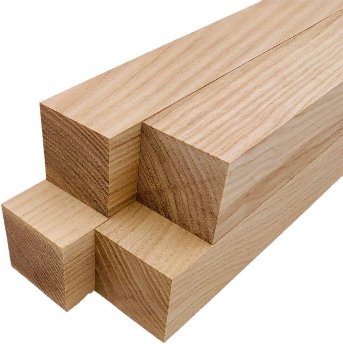 White Ash Washington Mall Lumber 100% quality warranty Turning Blanks x 2