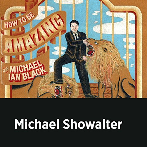 Michael Showalter audiobook cover art