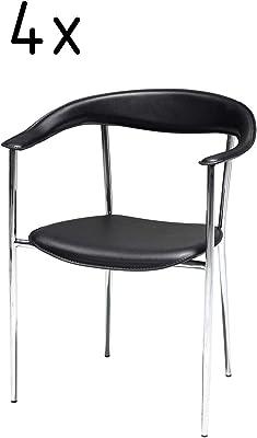 """IKEA Stapelstuhl """"ADDE"""" Stuhl aus Kunststoff mit"""