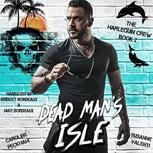 Dead Man's Isle cover art