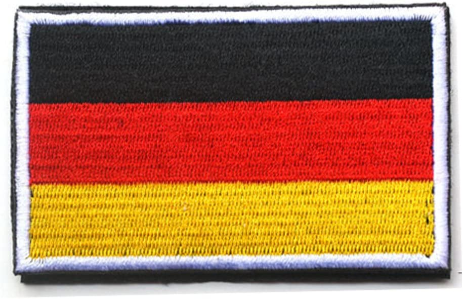 Germany Flag Ranking TOP20 Patch Embroidered Tactical Purchase Patches Military