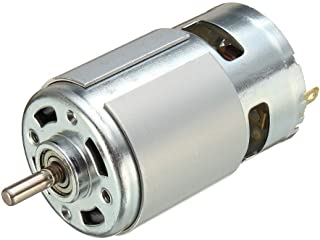 Andoer Motor Ball, 775 DC 12V-36V 3500-9000RPM Bearing Large Torque High Power Low Noise DC Motor Accessories Electrical S...