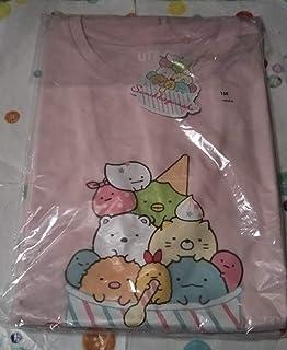 160 すみっコぐらし ユニクロ UT Tシャツ ピンク オンライン アイスクリーム