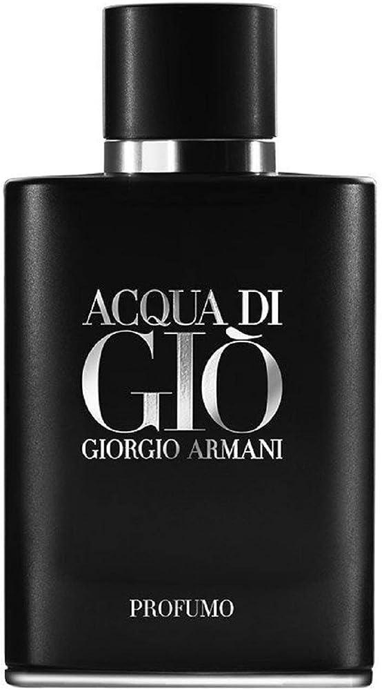 Giorgio armani acqua di giò eau de parfum, uomo, 75 ml 45919070