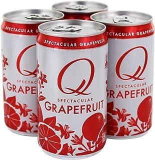 Q Drinks, Soda Grapefruit, 7.5 Fl Oz, 4 Pack