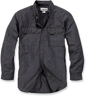 4f175c2e372 Carhartt S202 L/S Fort Solid – Camisa Trabajo – Tiempo Libre Camisa