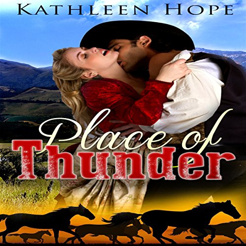 Place of Thunder audiobook cover art