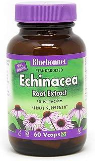 BlueBonnet Echinacea Root Extract Supplement, 60 Count
