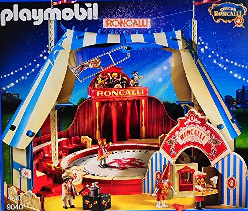 Playmobil - 9040 - Tienda de circo Roncalli