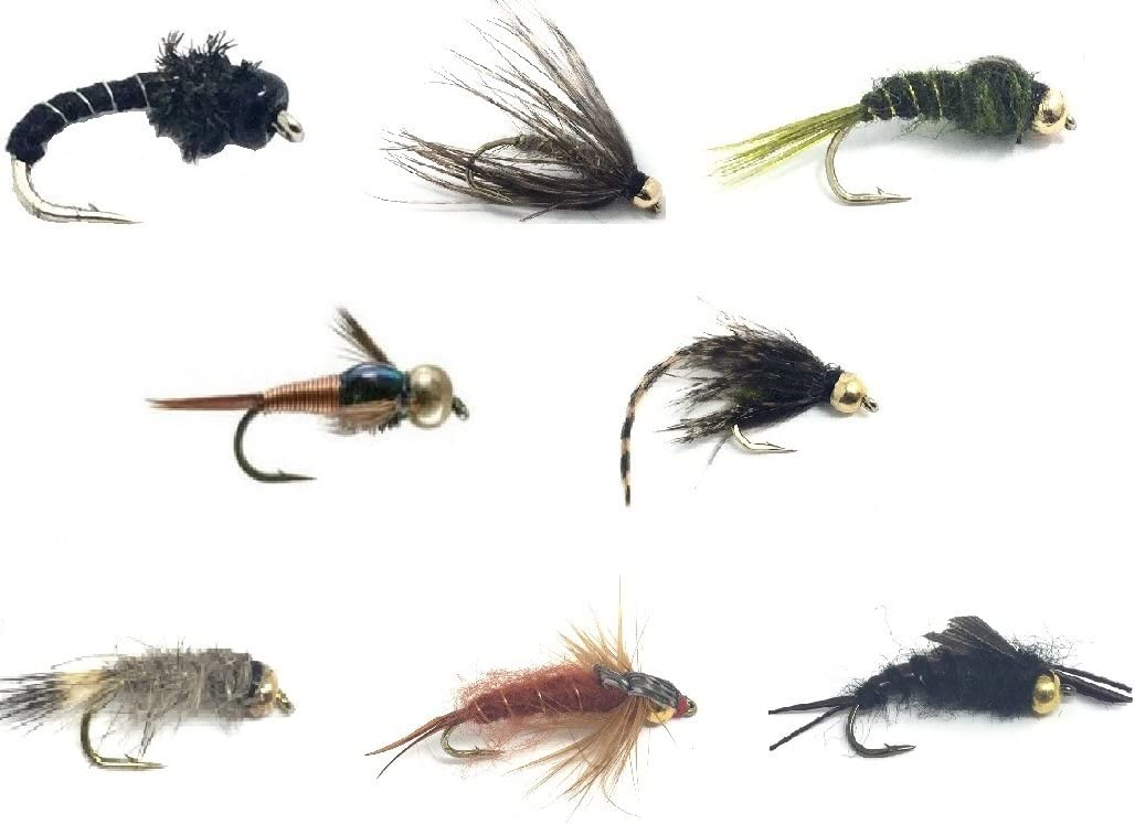 Sales for sale Fly Fishing Assortment for Trout and Other Freshwater 24 Fish trust -