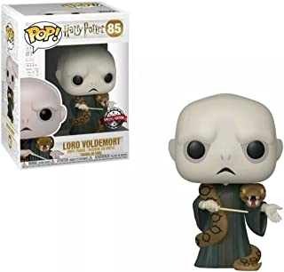 Funko Pop Harry Potter Voldemort waith Nagini Exclusive Vinyl Figure