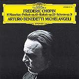 MICHELANGELI ARTURO BENEDETTI MUSICA CLASICA INTERNATIONAL MUSIC