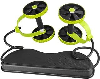 REVOFLEX Xtreme Advanced Abdominal Core Muscle Workout Home Trainer, Black