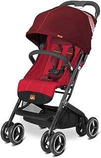 Carrinho de Bebê Qbit+, GB, Vermelho