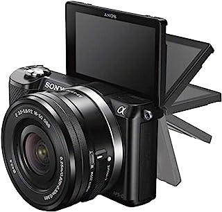 سوني ILCE5000 الفا E-Mount كاميرا, اسود