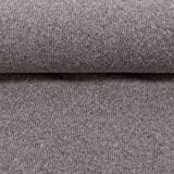 Swafing Baumwollstrick BENE, grau meliert, Strickstoff