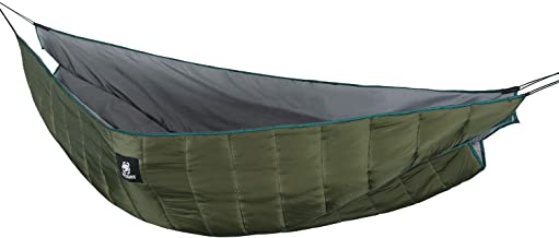OneTigris Shield Cradle Double Hammock Underquilt, Winter & 3 Seasons, Essential Hammock Gear