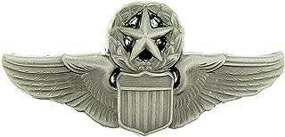 Metal Lapel Pin - US Air Force Pin - Air Force Wings - USAF Master Pilot 2