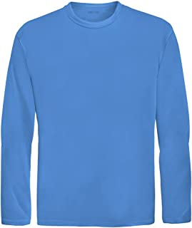 9f1a356107dc8 Joe s USA Youth Athletic Performance Long Sleeve Shirts for Boys or Girls –  Moisture Wicking