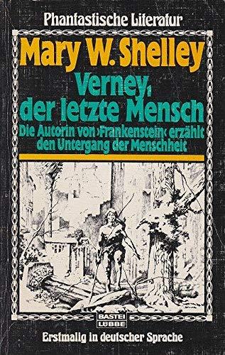 Buchseite und Rezensionen zu 'Verney, der letzte Mensch' von