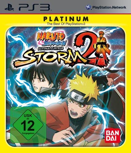 Naruto Shippuden - Ultimate Ninja Storm 2 [Platinum] [Edizione: Germania]