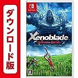 【500円OFFカタログクーポン対象商品(2020年10月31日まで)】Xenoblade Definitive Edition|オンラインコード版
