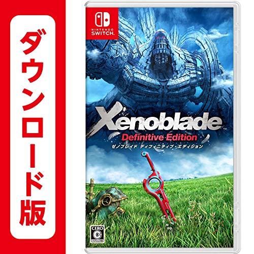 【500円OFFカタログクーポン対象商品(2021年1月31日まで)】Xenoblade Definitive Edition|オンラインコード版