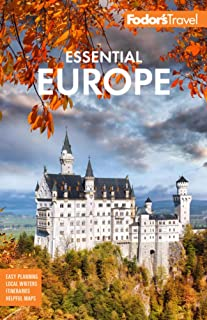 Fodor's Essential Europe: The Best of 26 Exceptional Countries (Full-color Travel Guide)
