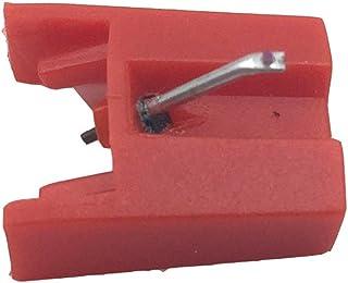 confezione da 2 Fesjoy needle for crosley recrod player Universal Phonograph Record Player Pennino per aghi per Crosley NP1 NP6