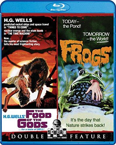 Food Of The Gods & Frogs [Edizione: Stati Uniti]