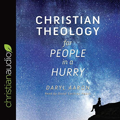 Christian Theology for People in a Hurry Titelbild
