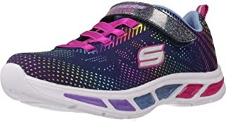 Skechers Kids' Litebeams-Gleam Ndream Sneaker