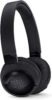 Headphone JBL Bluetooth Tune 600BTNC Preto - Com Cancelamento de Ruído Ativo