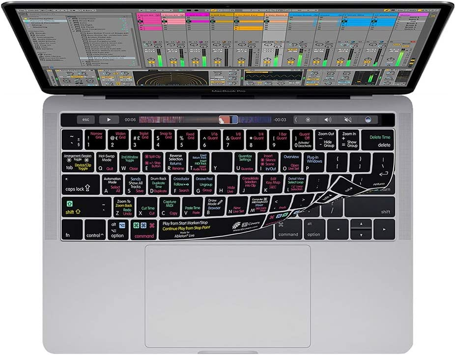 """KB Covers Max 65% OFF Ableton Live Max 71% OFF Keyboard Compatible Cover with 13"""""""