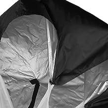 Running fallskärm, träningsparaply, justerbar hög kvalitet hållbar för sport utomhus