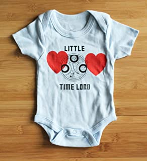 Time Lord Baby Bodysuit