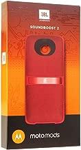 JBL Soundboost Moto Mod Speaker moto Z, Red